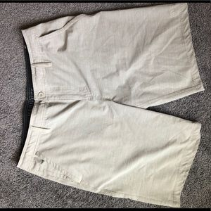 Men's Hangten Khaki Shorts Size 36
